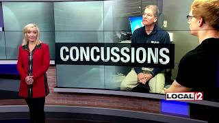 Let them sleep: Specialists update info about concussion care for kids
