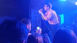 Spector - Fine Not Fine - OMEARA London 16-01-18 (New Song)