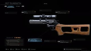 Modern Warfare® 2019 ALL .357 Customization and Attachments | Gunsmith MAX level REVOLVER WARZONE