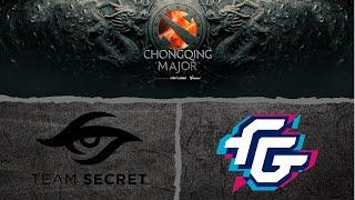 🔴 LIVE Team Secret vs Forward Gaming Bo3 The Chongqing Major 2019 Group Strage B