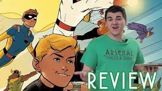 DC comics: Future Quest #1 Review!!