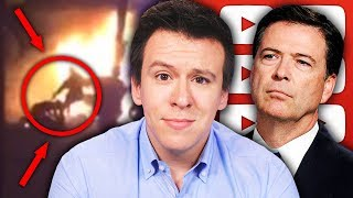 Disgusting Police Beatdown Exposed, James Comey Breakdown, and more...