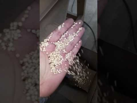 Millet Bajra Cleaning With Grading Machine