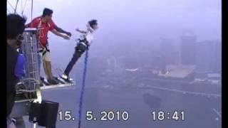 Macau Tower Bungee jump 3rd