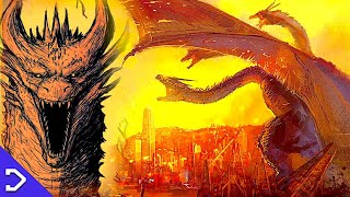 Is NEW King Ghidorah The MOST POWERFUL MONSTER? - Godzilla: King Of The Monsters (2019)