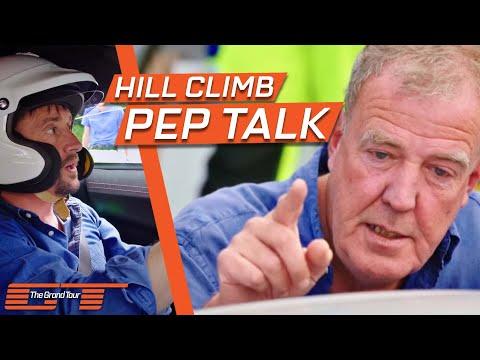 The Grand Tour: Hill Climb Pep Talk