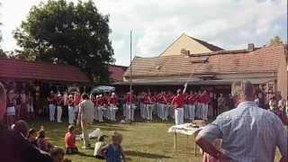 preview picture of video 'Leggiero - Spielmannszug Zabeltitz (Landesmeister Sachsen 2012)'