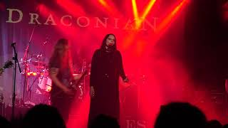 Draconian - Heaven Laid in Tears (Angels' Lament) Live @ Metal Gates MMXVIII