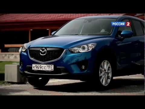 Тест-драйв Mazda CX-5 // АвтоВести 51