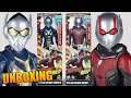 Download Video Antman and The Wasp Titan Hero Series Power FX Avengers Toys