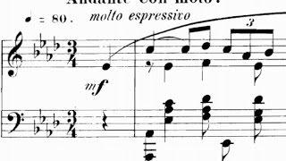 Faure / Alicia de Larrocha, 1961: Nocturne in A Flat major, Op. 33 No. 1