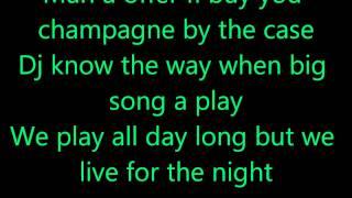 Konshens-Jamaican Dance lyrics Just Dance 3