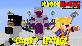 Dragon Block C W XRpMx13   Cooler's Revenge! Frieza's Brother?! (DBZ Minecraft)