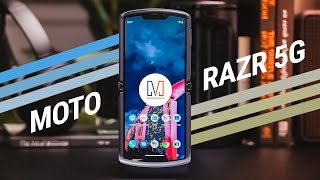 Motorola Razr 5G Unboxing: Built-in Surprise!