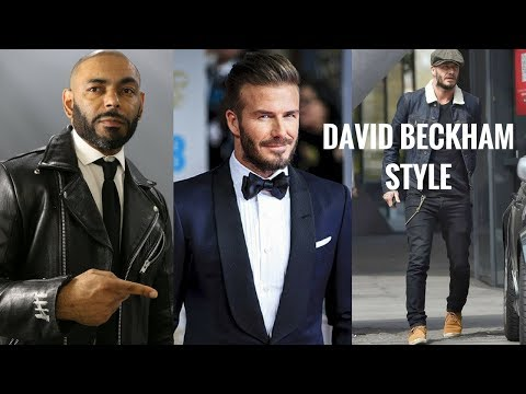 How To Dress Like David Beckham/David Beckham Style Break Down Mp3