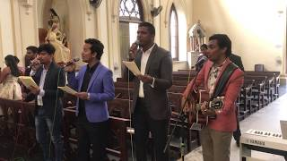 This is your House - Don Moen (Hymn Performed by Voice.Print & Shane John on Keyboard)