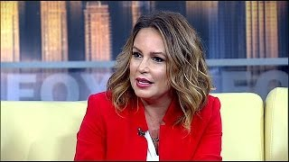 Radio DJ Angie Martinez 'freaked out' by Ebola in NYC