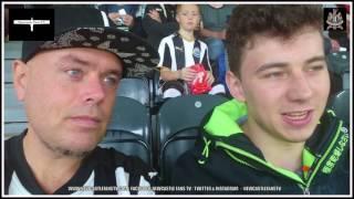 Match Day Experience | Newcastle United 2-0 Hellas Verona