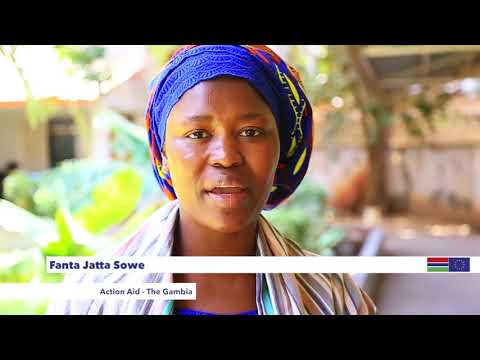 EU supports gender equality in The Gambia