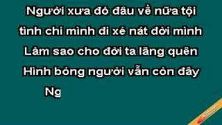 Vo Tinh Karaoke   Jimmi Nguyen   CaoCuongPro www yaaya mobi