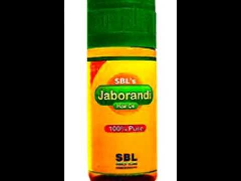 Video SBL Homeopathy Jaborandi Hair Oil