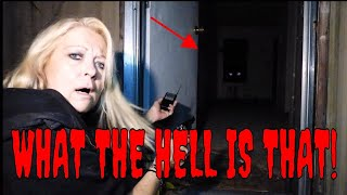 """HAUNTED ABANDONED TRAILER PARK """"WE ALL SEEN SOMETHING""""!!"""