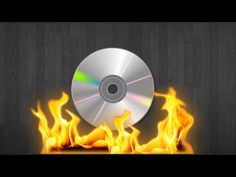Como quemar o grabar un cd en una mac