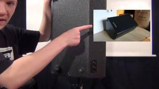 Videocheck Pronomic PRE122A [Fullrange Aktivlautsprecher/GERMAN] (HD)