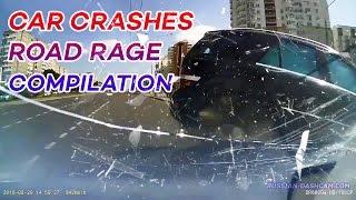 Car Crashes & Road Rage Compilation August 2016 (part 3)