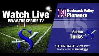19-20 Girl's Soccer - Sultan vs. Nooksack Valley