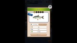 Рыба на поплавок в lets fish sport fishing