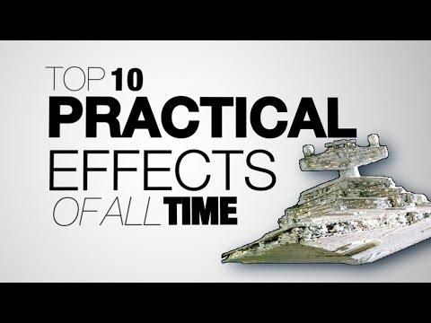 TOP 10 praktických efektů