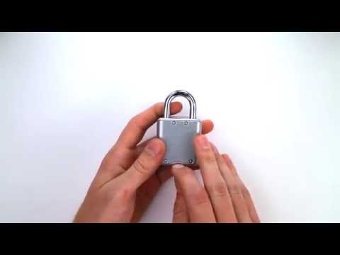 Screen capture of Master Lock 4400D - Unlock with External Battery Indoor Model 4400D
