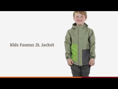 KIDS Faunus 2L Jacket (deutsch) | VAUDE