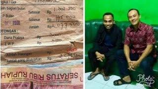 Guru SMA Simpan Amplop yang Ditemukannya Selama 11 Tahun Sampai Kemarin Bertemu Pemiliknya di Malang