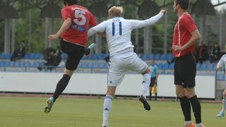 Динамо-2-Горняк 2:3 (обзор). 1 лига. 29 тур. 29.5.15