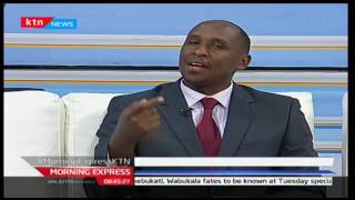 Your Money: How to track your spending with Waithaka Getumia [Part 2] - January 17th,2017