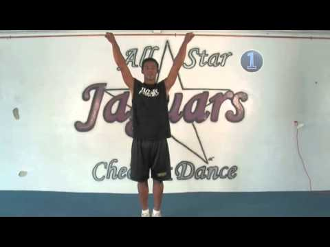 How To Execute A Pike Jump In Cheerleading