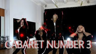 VERA BLUE   The Way That You Love Me | #alberzonefierce Choreography | Cabaret Number 3