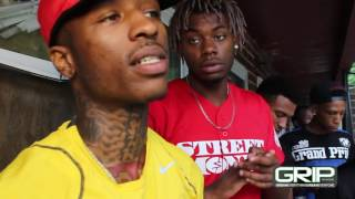 Bankroll Fresh's Cousin Street Money Boochie  Responds To No Plug In Exclusive Interview
