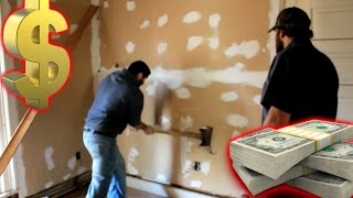 We find treasure in the wall of an old house!!! - Video Youtube