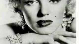 Marilyn Monroe Dan Bern Cover by Rich Hillen Jr