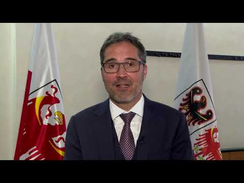 Intervento del Presidente Provincia di Bolzano Arno Kompatscher
