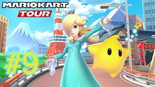 NEW TOKYO TOUR & ROSALINA Unlocked !! Mario Kart Tour Part 9