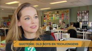 Hoe doen de techjongens het in de Quote 500? - Z TODAY