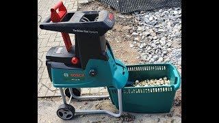 Bosch AXT 25 TC Shredder Review