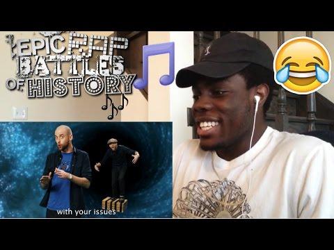 Nice Peter vs EpicLLOYD - Epic Rap Battles of History Season Finale. by ERB REACTION!!!!!