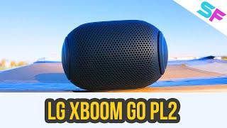 LG XBOOM Go PL2 Unboxing + SoundTest
