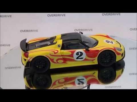 Carrera Digital 132 Porsche 918 Spyder #2 30877