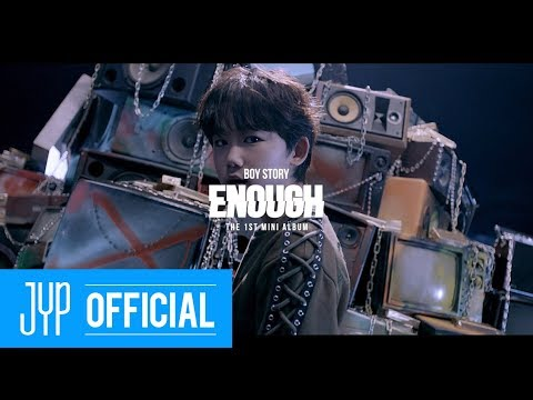 "[JYP]  BOY STORY ""Enough"" Teaser 6 – SHUYANG"
